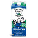 Organic Valley 2% Reduced Fat Milk 1/2 gal