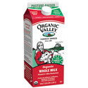 Organic Valley Whole Milk 1/2 gal