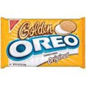 Nabisco Oreo Cookies Golden