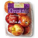 Organic Royal Gala Apples 2 lb bag