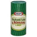 Kraft Parmesan & Romano Grated Cheese 8oz