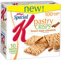 Special K Pastry Crisps-Brown Sugar