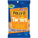 Polly-O Cheese Twists Mozzarella & Cheddar 12ct