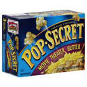 Pop Secret Microwave Popcorn Movie Theater Butter 6ct
