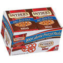 Snyder of Hanover Mini Pretzels 10 pack