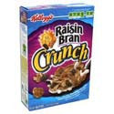 Kellogg's Raisin Brunch Crunch 18oz