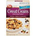 Post Great Grains Raisin Date Pecan 16oz