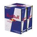 Red Bull Energy Drink 4ct 8oz