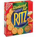 Nabisco Ritz Crackers Reduced Fat