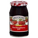 Smucker's Jam Red Raspberry Seedless