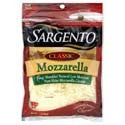 Sargento Mozzarella Shredded Cheese 7oz