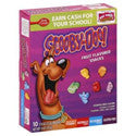 Betty Crocker Assorted Fruit Snacks Scooby Doo 10ct