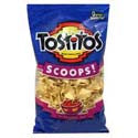 Tostitos Tortilla Chips Scoops 10oz