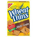 Nabisco Wheat Thins Multi Grain