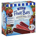 Edys Whole Fruit Bars Black Cherry, Strawberry, Mixed Berry No Sugar Added 12ct