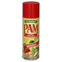 Pam Cooking Spray Vegetable