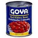 Goya Red Kidney Beans 15oz