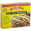 Old El Paso Soft Taco Dinner Kit 10ct