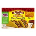 Old El Paso Hard Taco Dinner Kit 12ct