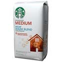 Starbucks Coffee Decaffeinated House Blend 12oz bag
