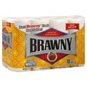 Brawny Paper Towels White 8ct