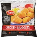 Tyson Chicken Nuggets 32oz bag