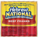 Hebrew National Franks Beef 7ct