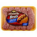 Johnsonville Grilling Bratwurst Original 20oz
