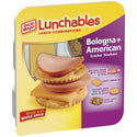 Oscar Meyer Lunchables Bologna & American Cheese w/ Chocolate Chip Cookies