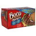 Boco Burger Meatless Patties All American Flame Grilled 4ct