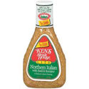 Kens Lite Northern Italian Dressing With Basil & Romano 16oz