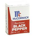 McCormick Ground Black Pepper