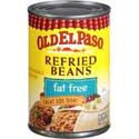 Old El Paso Refried Beans Fat Free 16oz