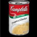 Campbell's Condensed 98% Fat Free Cream of Chicken Soup 10oz