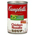 Campbell's Condensed Chicken Noodle Soup 10oz