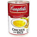 Campbell's Condensed Chicken with Rice Soup 10oz