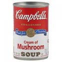 Campbell's Condensed Cream of Mushroom Soup 10oz