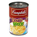 Campbell's Condensed Double Noodle With Chicken Broth Soup 10oz