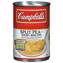 Campbell's Condensed Split Pea with Ham & Bacon Soup 10oz