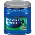 Maxwell House Classic Decaf Coffee 24oz