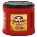 Folgers Breakfast Blend Coffee 24oz can