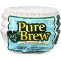 Pure Brew 8-12 Cup Coffee Filters 200ct