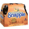 Snapple Iced Tea Peach 6pk