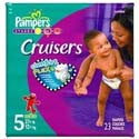 Pampers Cruisers Size 5-19ct