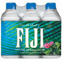Fiji Water 6 Pack 16oz.