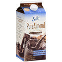Silk Pure Almond Dark Chocolate 1/2 gal