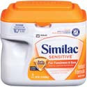 Similac Sensitive Powder Formula 1.45lbs