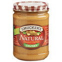Smucker's Natural Creamy Peanut Butter 16oz