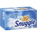 Snuggle Blue Sparkle Fabric Softener Dryer Sheets with Fresh Release 40ct