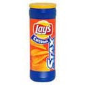 Lay's Stax Potato Chips Cheddar